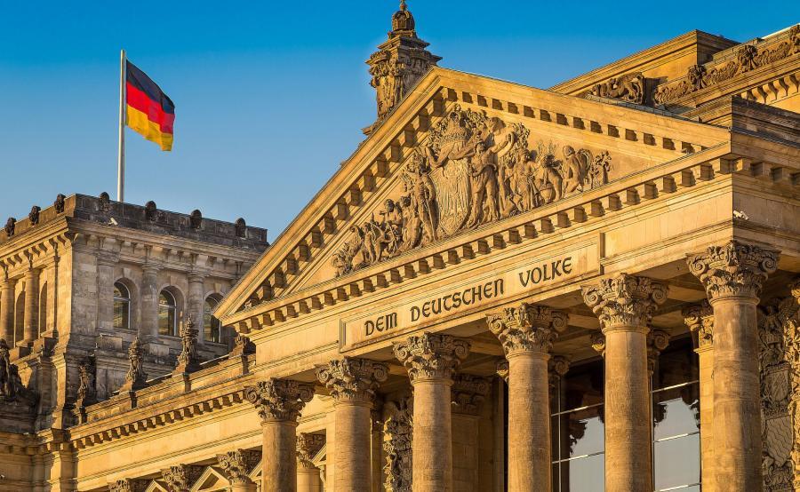 Niemiecki parlament