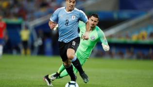 Luis Suarez i Martin Campana