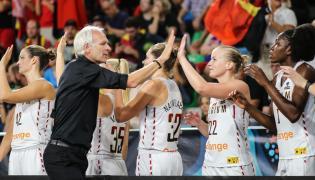 Belgijki uważane są za jedne z faworytk Mistrzostw Europy