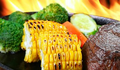 Kukurydza z grilla, czyli popcorn inaczej