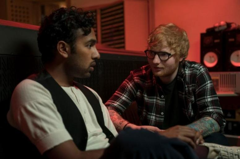 "Ed Sheeran w filmie ""Yesterday"""