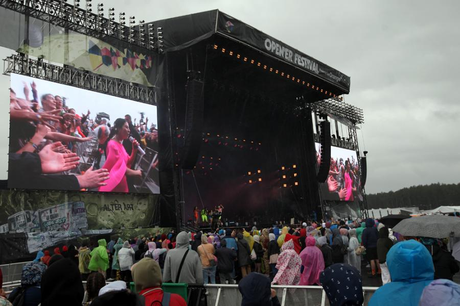 Marina na Open'er 2019