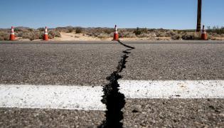 Trzęsienie ziemi w Kalifornii