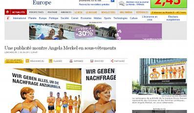 Merkel i koledzy w samej bieliźnie