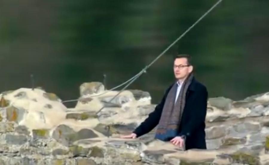 Mateusz Morawiecki - kadr z filmu