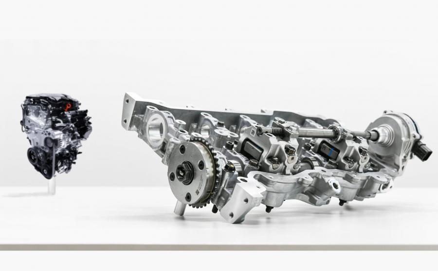 Nowy czterocylindrowy silnik G1.6 T-GDi zapewni 180 KM mocy
