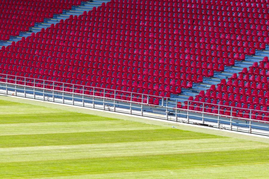 Stadion Parken w Kopenhadze