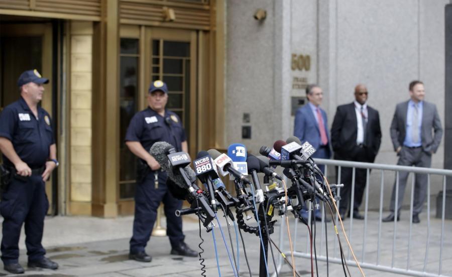 Sąd w którym odbyło się przesłuchanie Epsteina