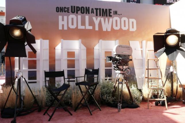 """Premiera filmu """"Pewnego razu... w Hollywood"""""""