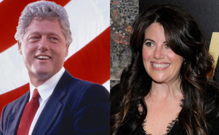 Bill Clinton, Monika Lewinsky