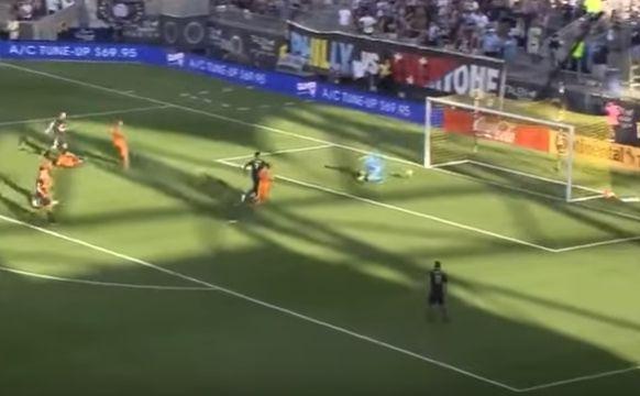 Kacper Przybyłko strzelił kolejnego gola w MLS