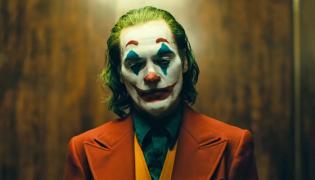 "Joaquin Phoenix jako ""Joker"""