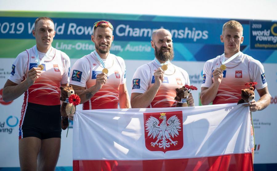Mateusz Wilangowski, Mikolaj Burda, Marcin Brzezinski and Michal Szpakowski
