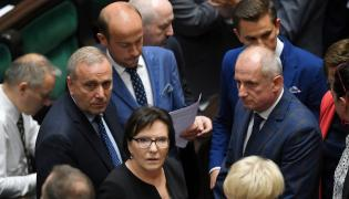 Posłowie PO w Sejmie