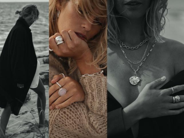Biżuteria Lau. Kampania kolekcji jesień/zima 2019/2020