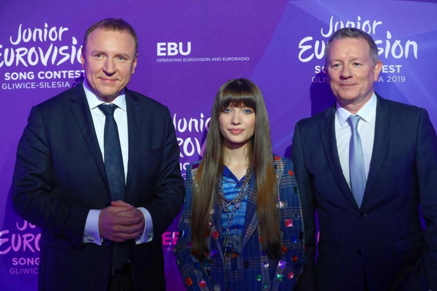 Jon Ola Sand, Viki Gabor oraz Jacek Kurski