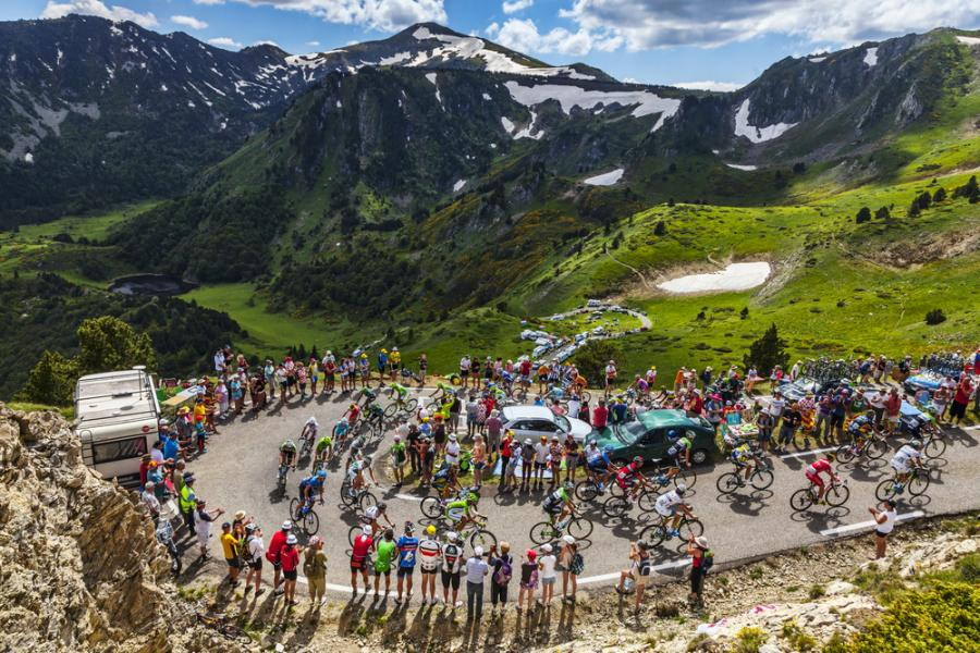 Górski etap Tour De France
