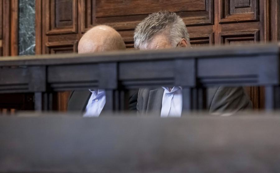 Mirosław Ciełuszecki przed sądem