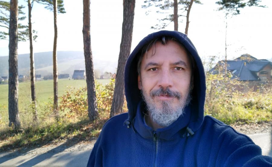 Zdjęcie wykonane telefonem Motorola Moto G8 Plus