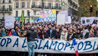 Marsz w Paryżu