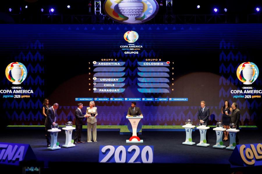Losowanie Copa America