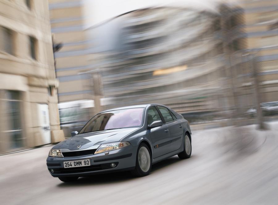 Renault Laguna II - po 100 tys. km