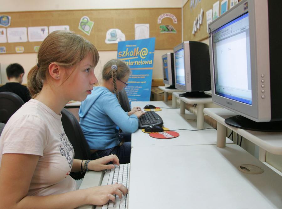 Polacy rzucili się na strony internetowe