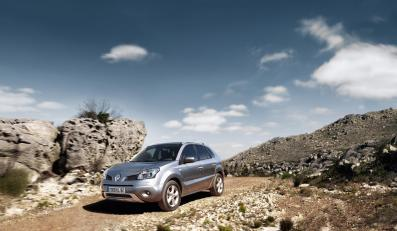 Koleos - nowa terenówka Renault