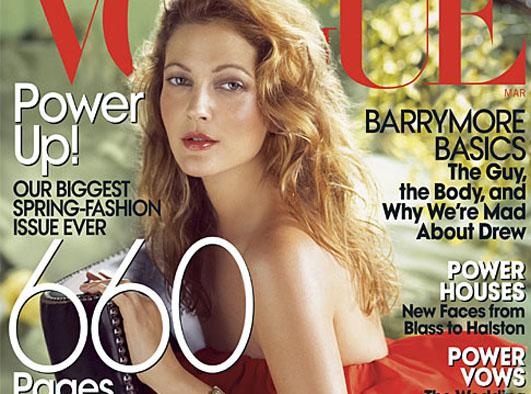 Drew Barrymore: Pracuj ostro, baw się ostro