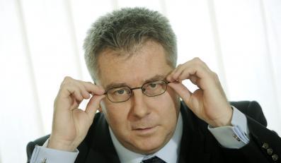 Czarnecki: Rząd zachował się jak palant