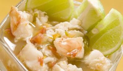 Ceviche: rybny przysmak rodem z Meksyku