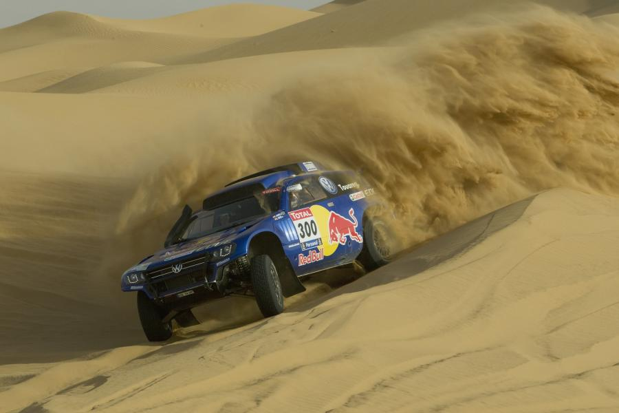 33. Rajd Dakar - oto mordercza trasa