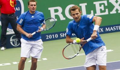 Turniej ATP w Walencji - sensacyjna porażka polskiego debla
