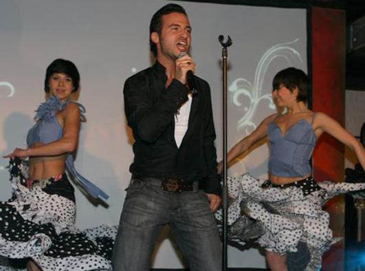 Stefano Terrazzino rozpoczyna karierę muzyczną