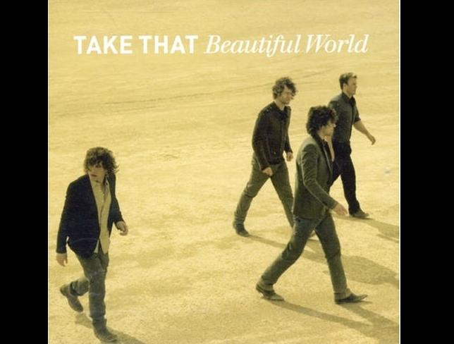 Przeżywający drugą młodość zespół Take That bije rekordy popularności.