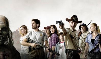 """Żywi i martwi z """"The Walking Dead"""" walczą z innymi serialami dramatycznymi"""
