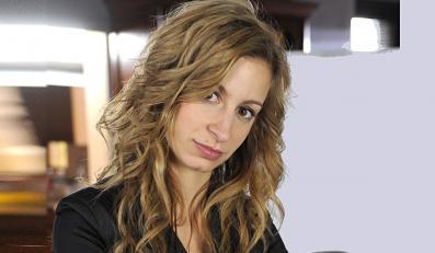 Magdalena Schejbal wciąż w szpilkach