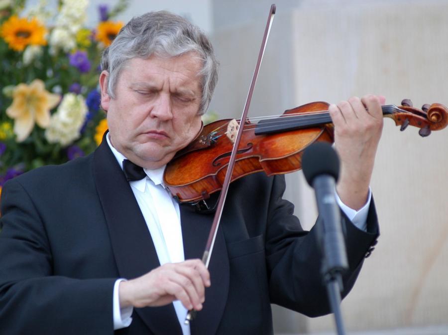 Dla przyjaciół Chopina zagra Konstanty Andrzej Kulka