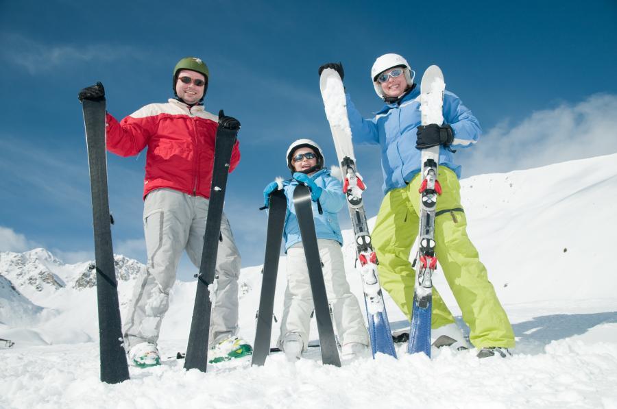 W Bieszczadach niezłe warunki narciarskie