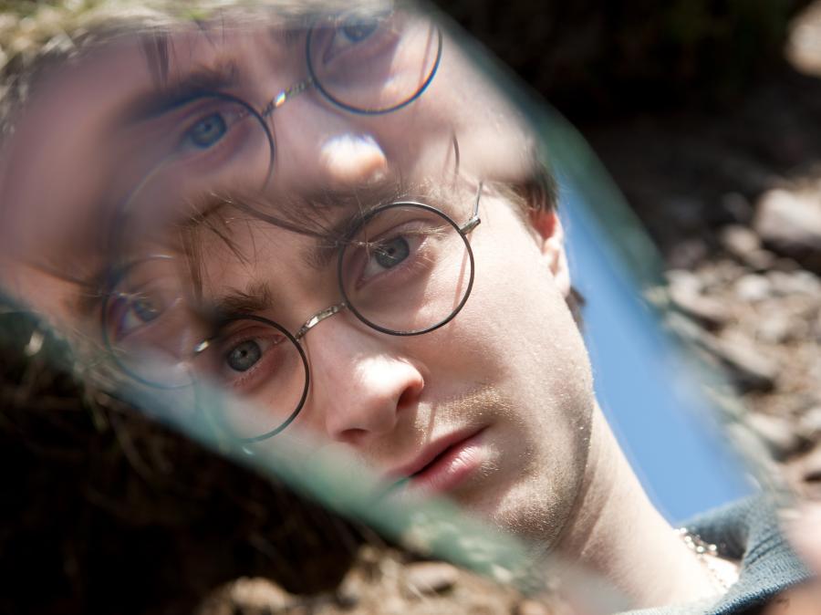 Czarodziej Daniel Radcliffe