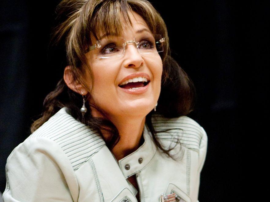 Sarah Palin to nie tylko polityk, ale i gwiazdą show-biznesu. Przez portal THG została okrzyknięta jedną z 10 celebrytów roku