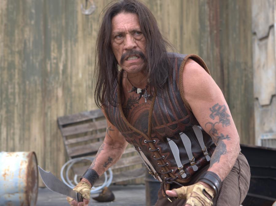 Danny Trejo w filmie \