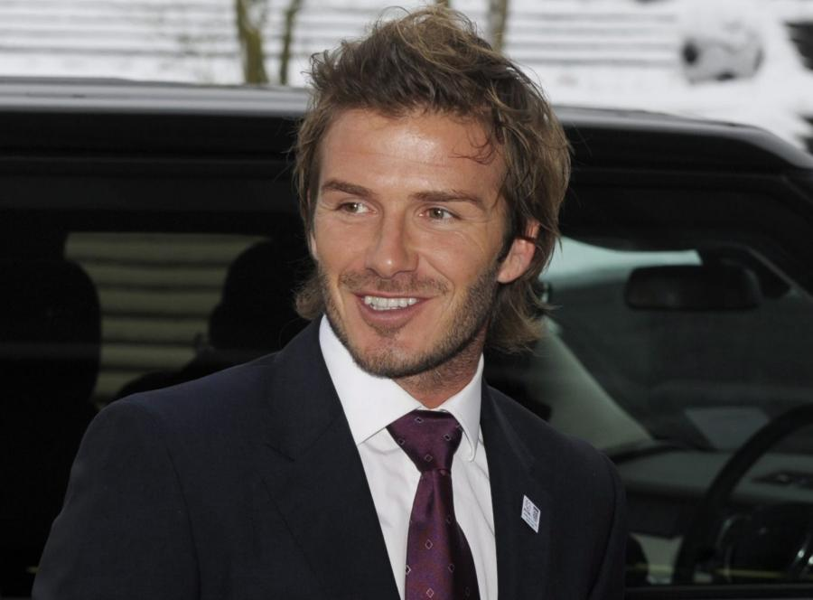 Beckham chce wrócić do reprezentacji