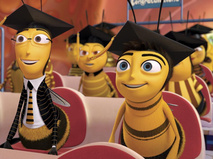 Uczone jak pszczółki?