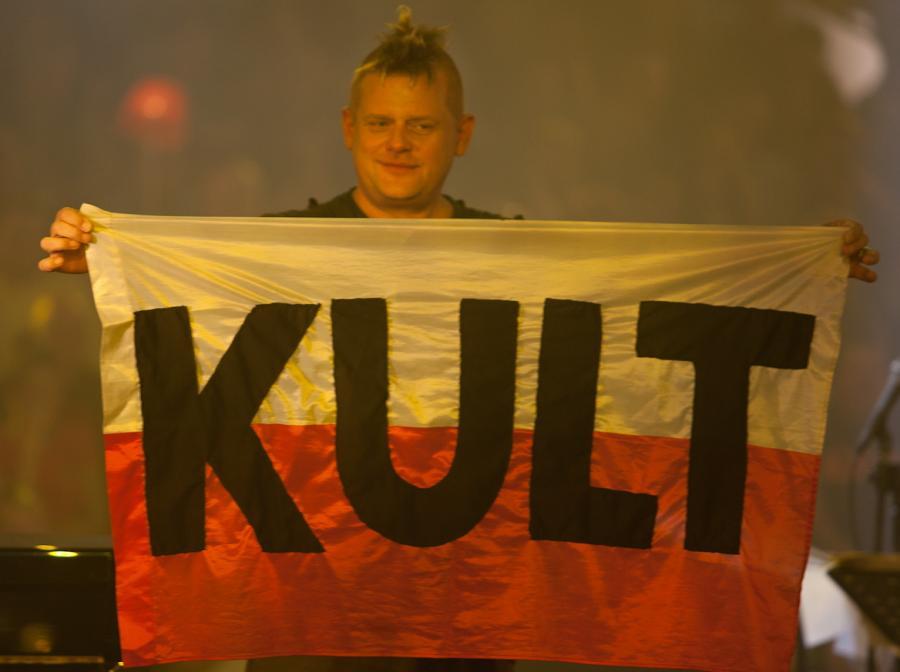 Kult znów polskim numerem jeden