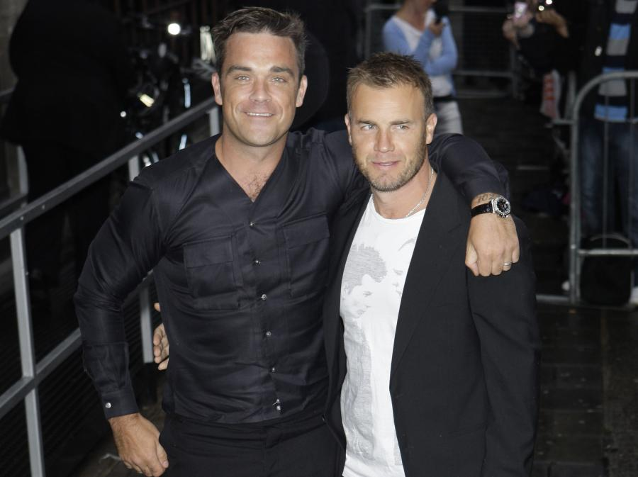 Robbie Williams wrócił do Take That, w którym zaczynał karierę w 1992 roku