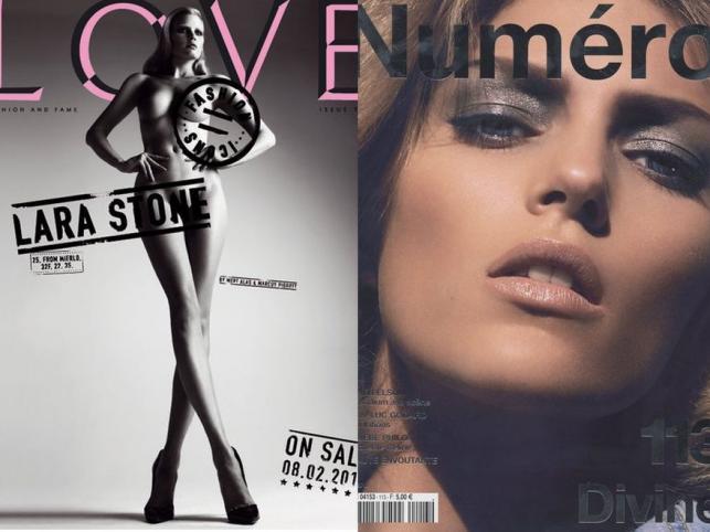 Najbardziej pożądane modelki 2010 roku. Wśród nich cztery Polki!