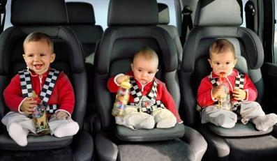 Dzieci sprawcami wypadków samochodowych!