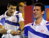 Szwajcara pokonał Serb Novak Djokovic