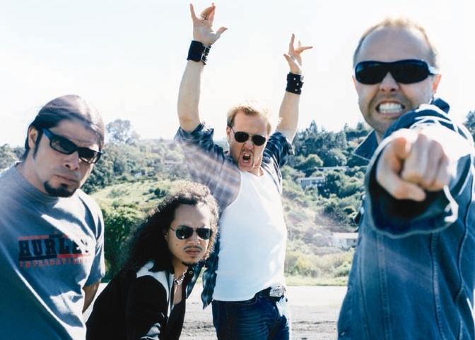 Metallica z Lou Reedem na jednej płycie